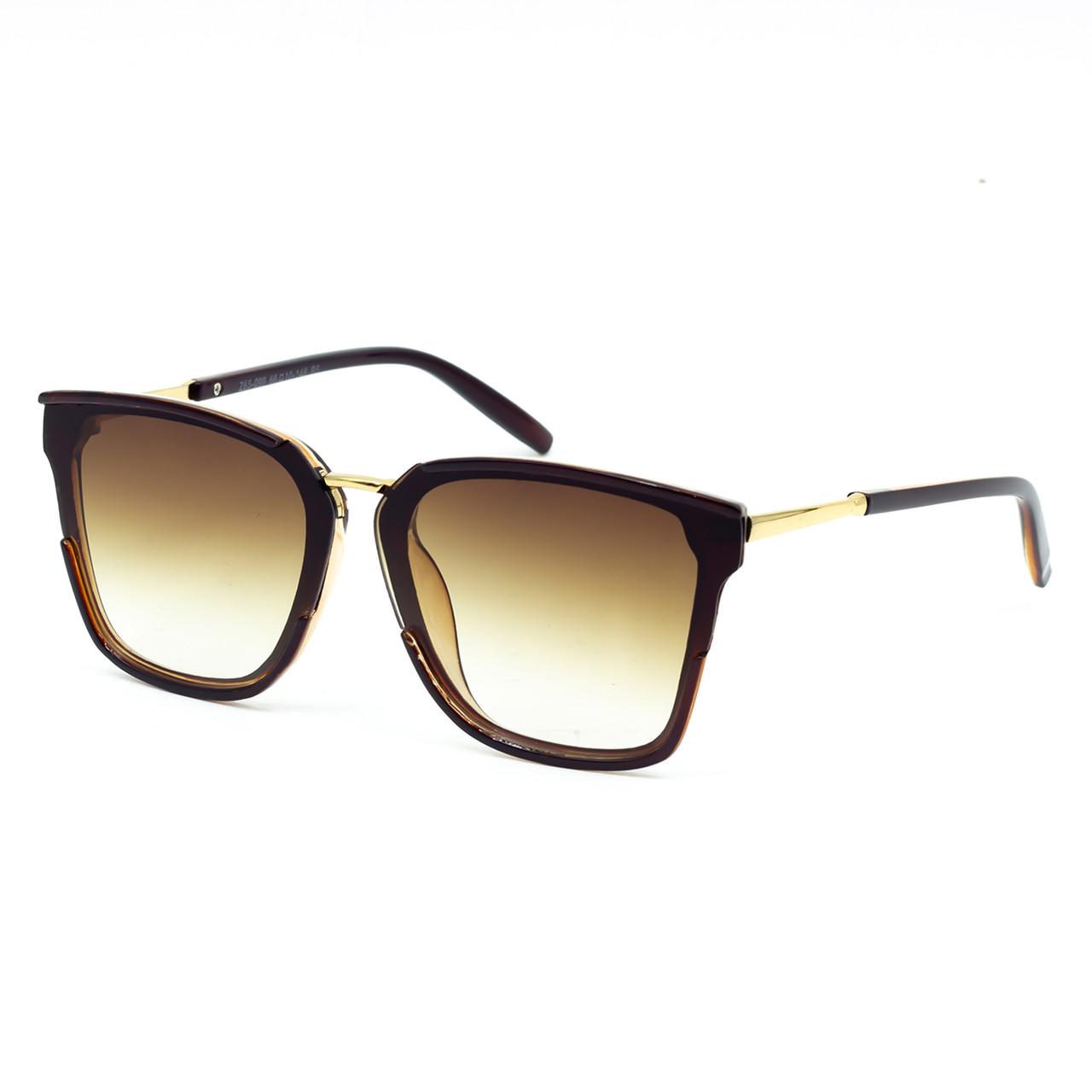 Солнцезащитные очки Marmilen Z65-099 C2 коричневые с градиентом    ( Z65-099-02 )