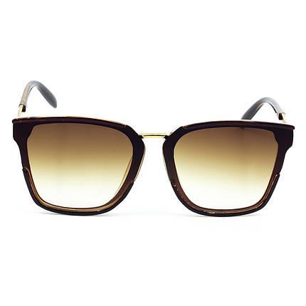 Солнцезащитные очки Marmilen Z65-099 C2 коричневые с градиентом    ( Z65-099-02 ), фото 2