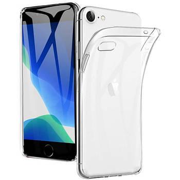 TPU чехол Epic Transparent 1,0mm для Apple iPhone SE (2020) / 7 / 8