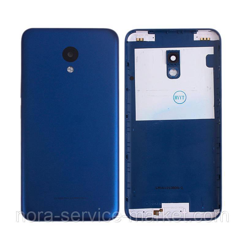 Задня кришка Meizu M5 Blue OR