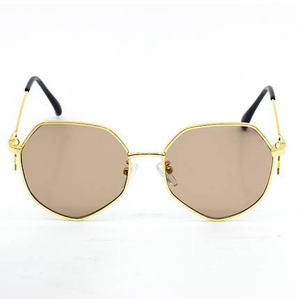 Солнцезащитные очки Marmilen 82020 коричневые      ( AI82020-02 ), фото 2