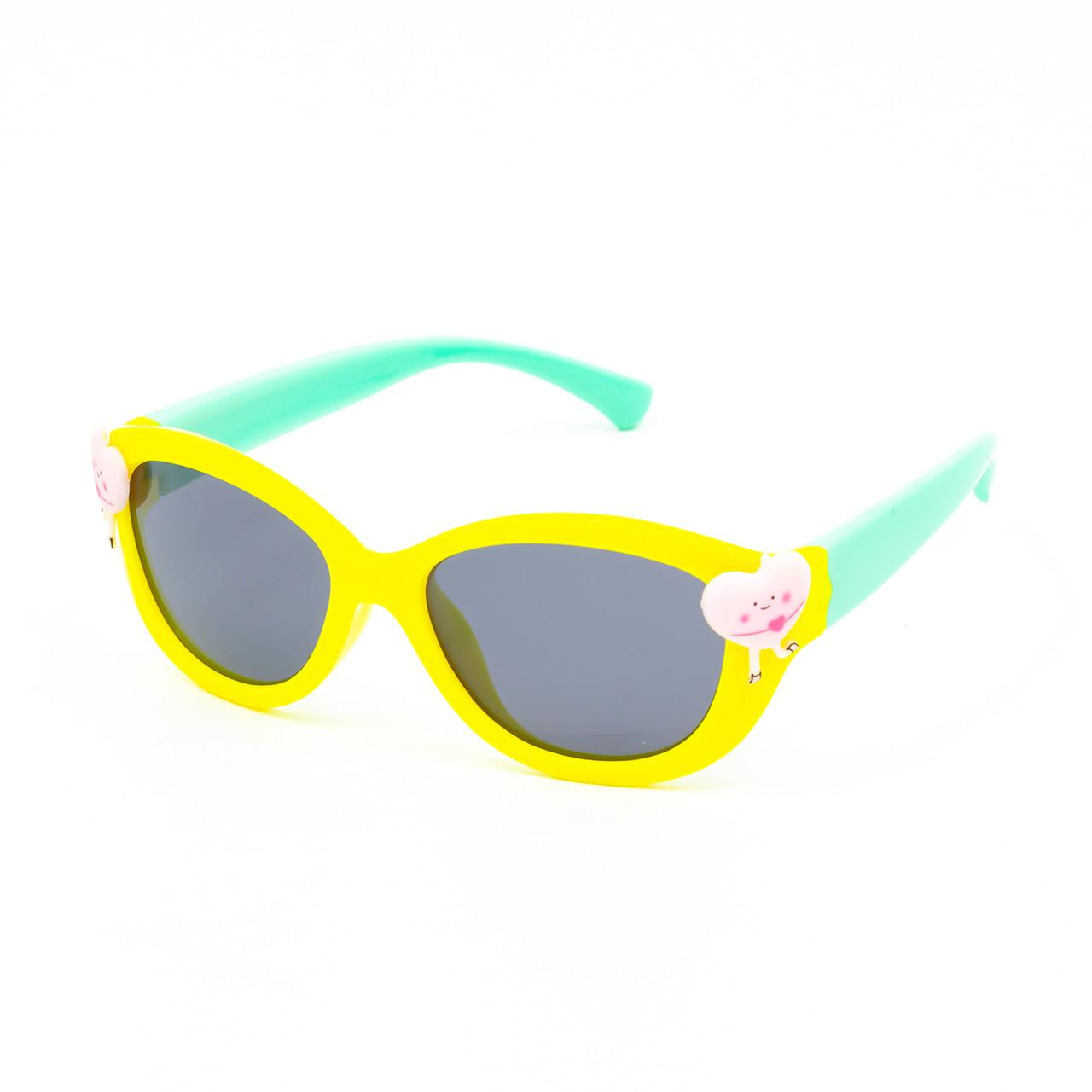 Солнцезащитные очки Marmilen 18160 C7 желтые с мятой ( KA18160-07 )