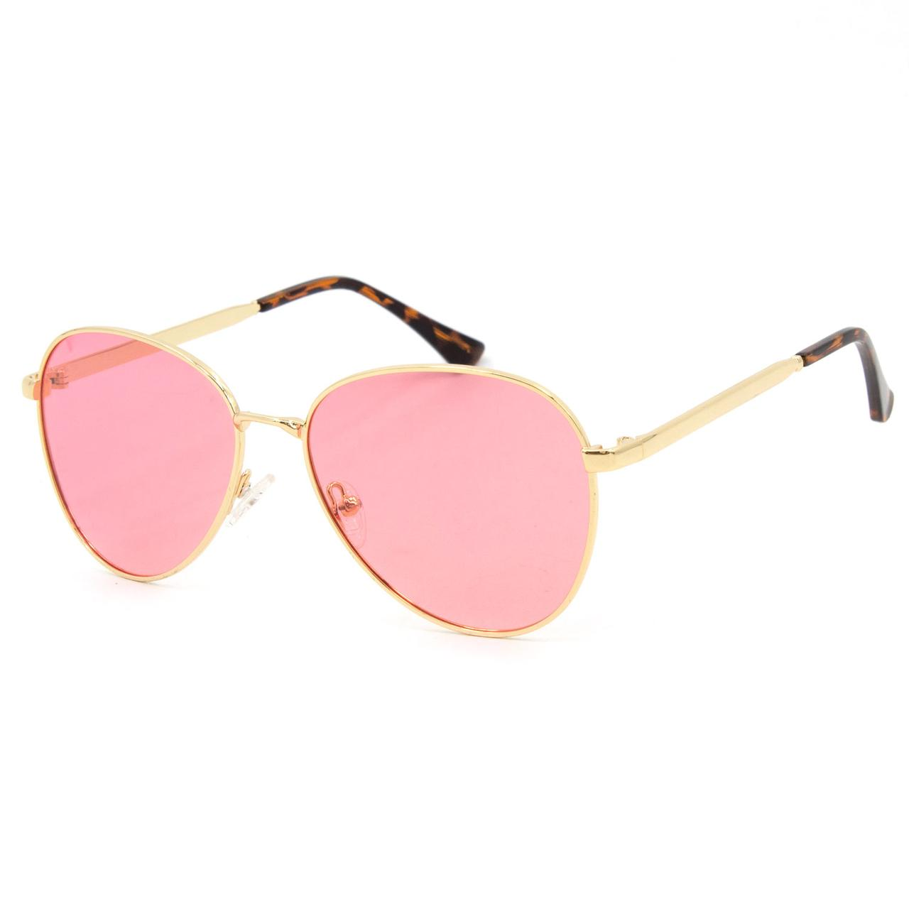 Солнцезащитные очки Marmilen Polar P201946 C2 розовые    ( P201946-02 )