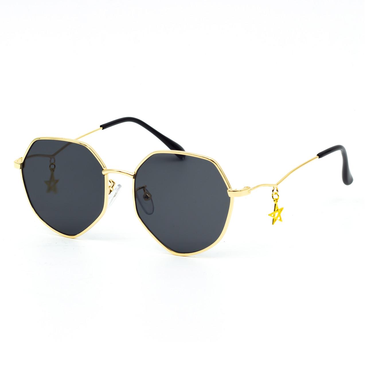 Солнцезащитные очки Marmilen 82020 черные      ( AI82020-01 )