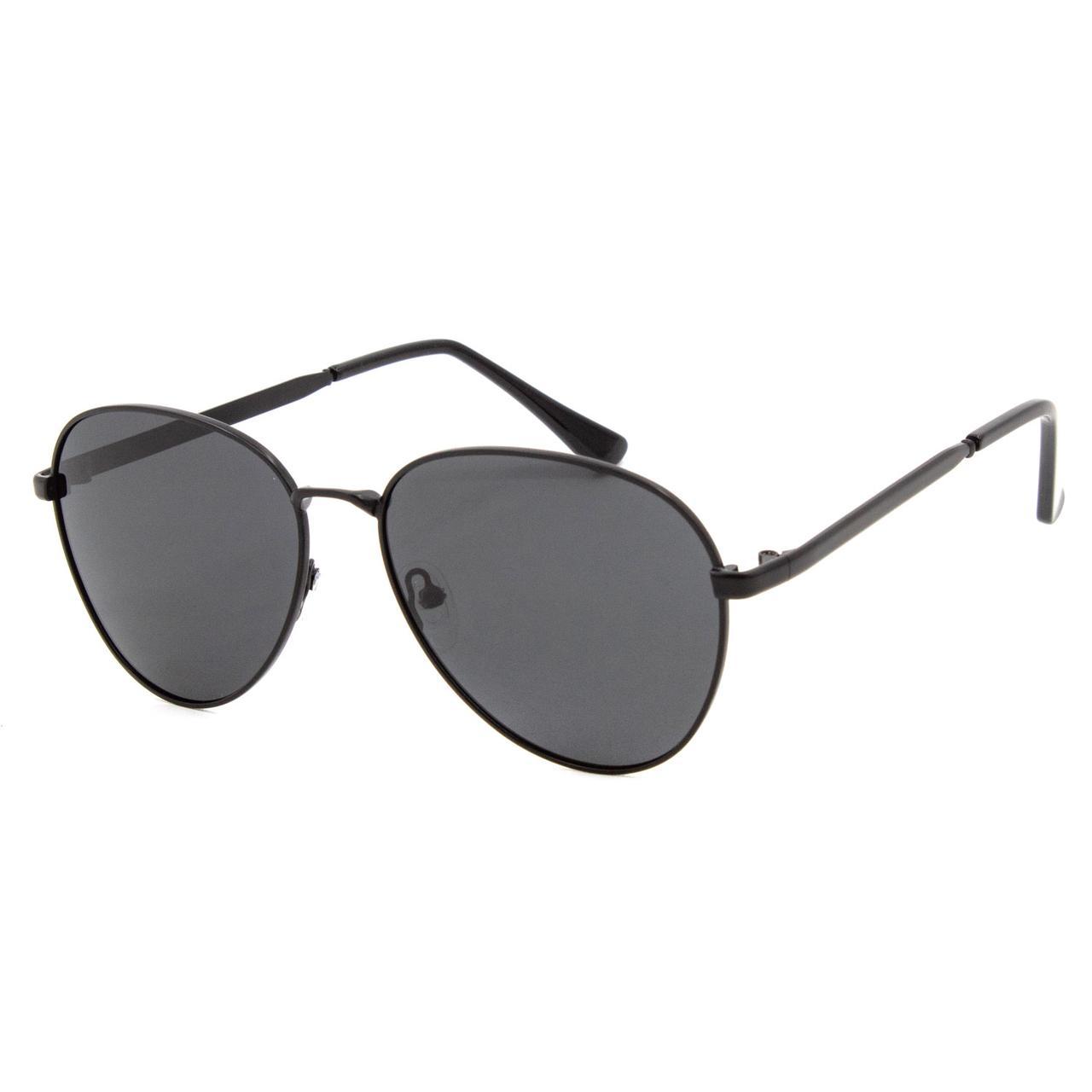 Солнцезащитные очки Marmilen Polar P201946 C1 черные    ( P201946-01 )