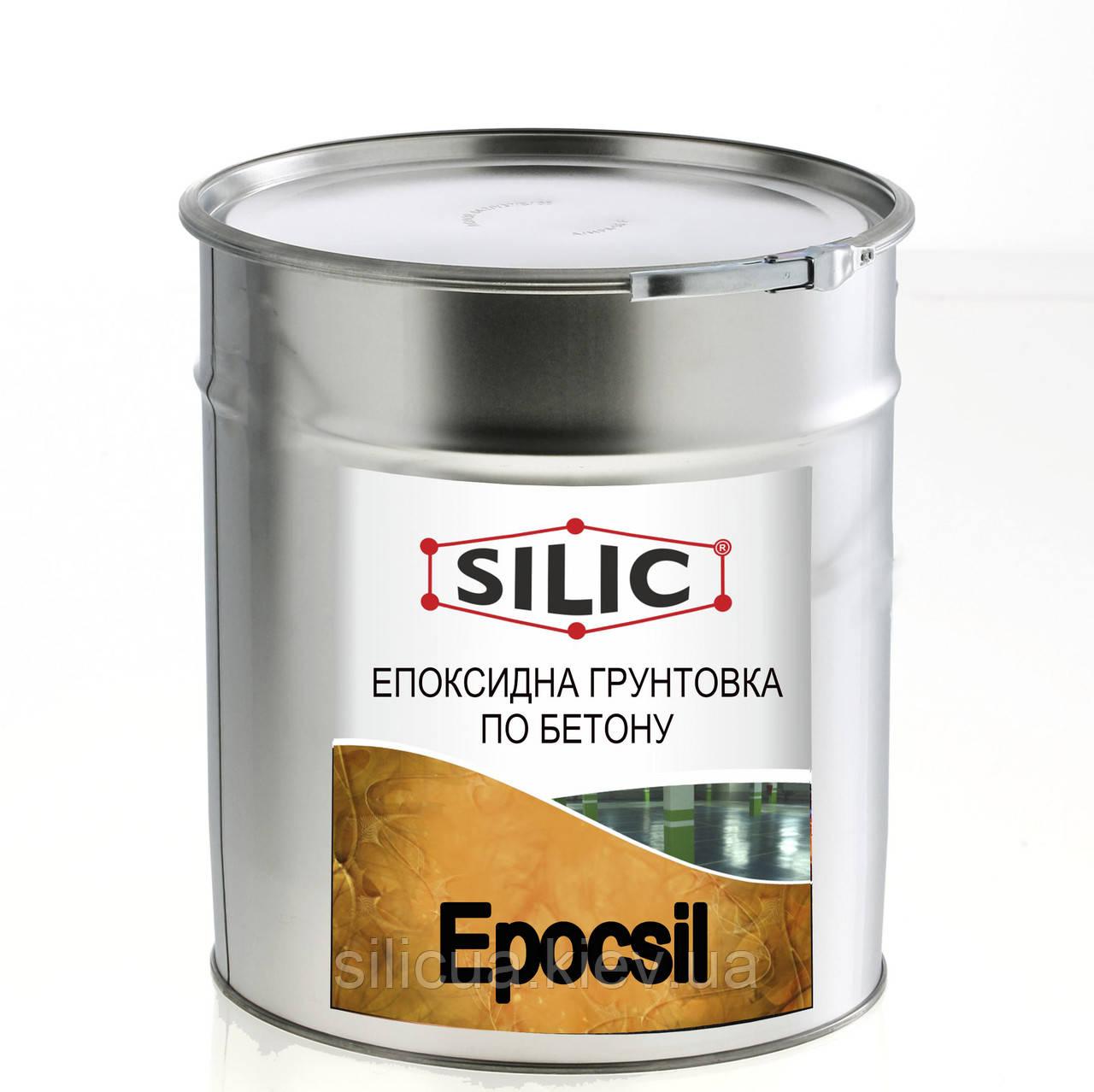 Эпоксидная грунтовка для бетона Эпоксил (1кг)