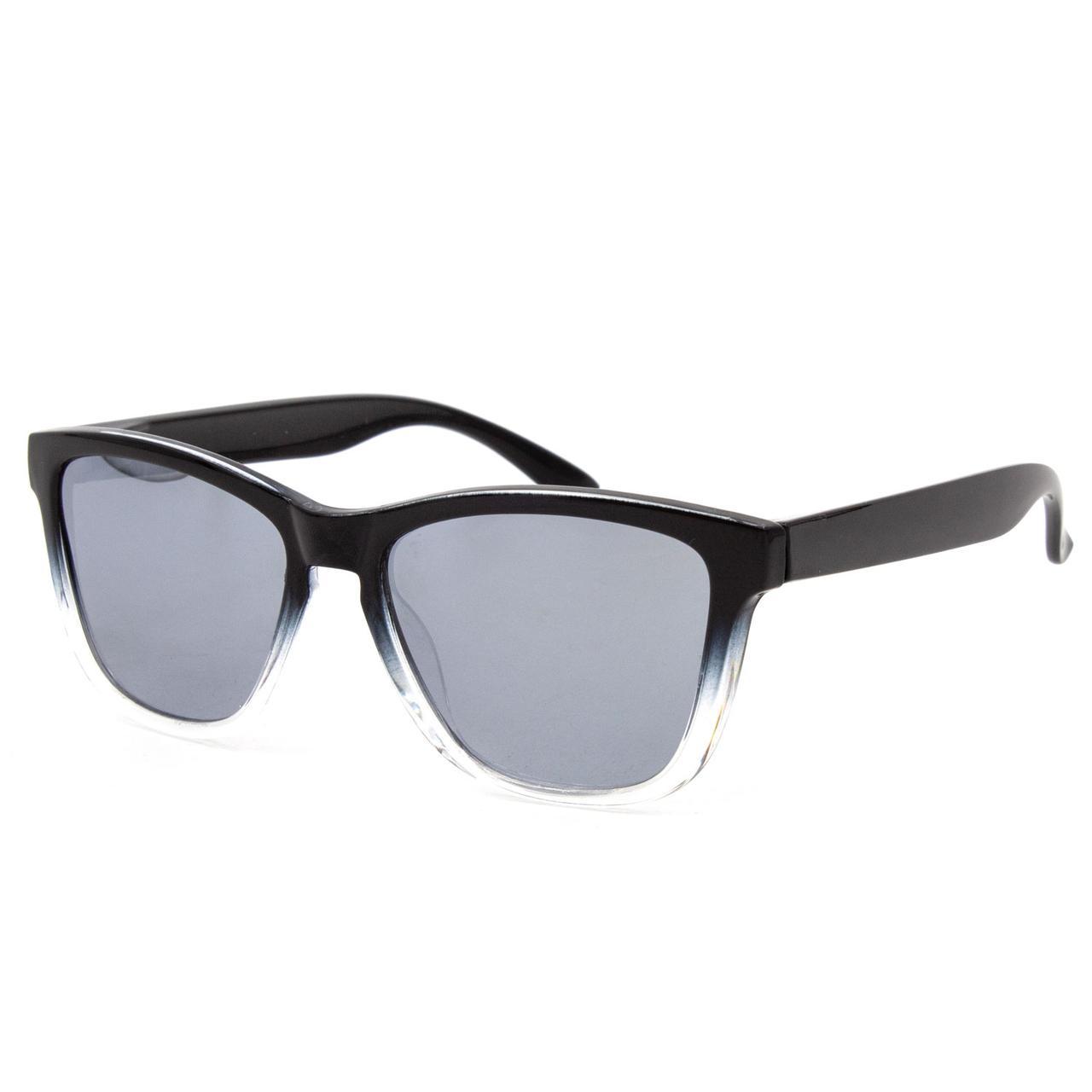 Солнцезащитные очки Marmilen Polar P0717 спорт C8 серые с зеркальным покрытием  ( P0717-08 )
