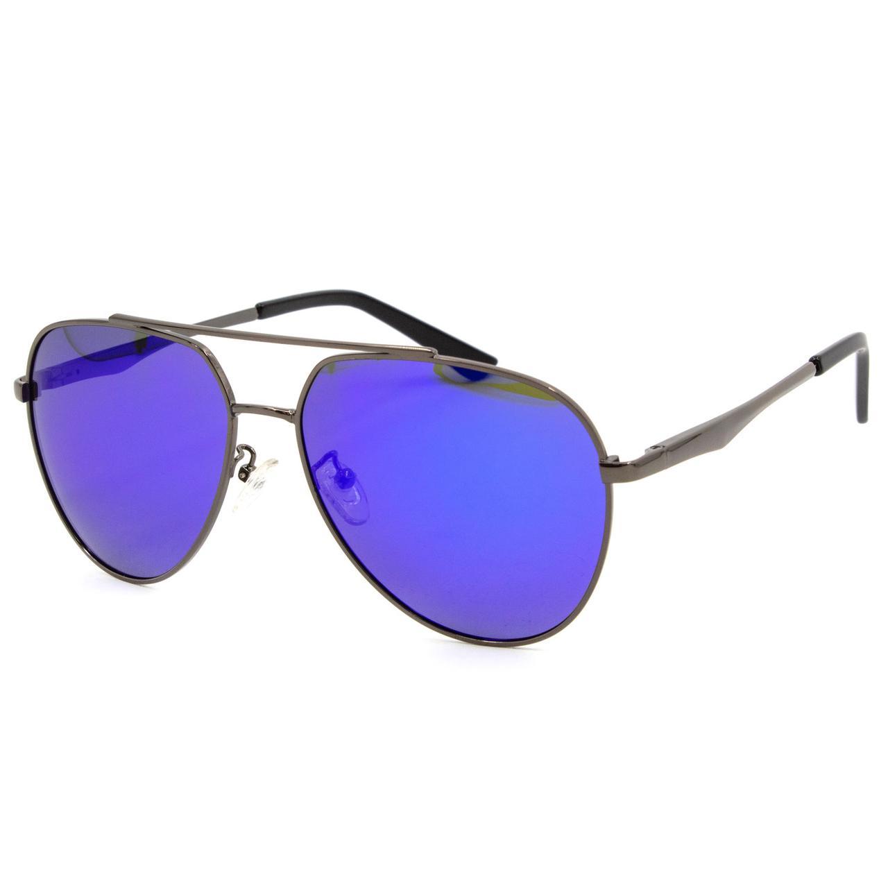 Солнцезащитные очки Marmilen Polar 201936 C7 синий    ( 201936-07 )