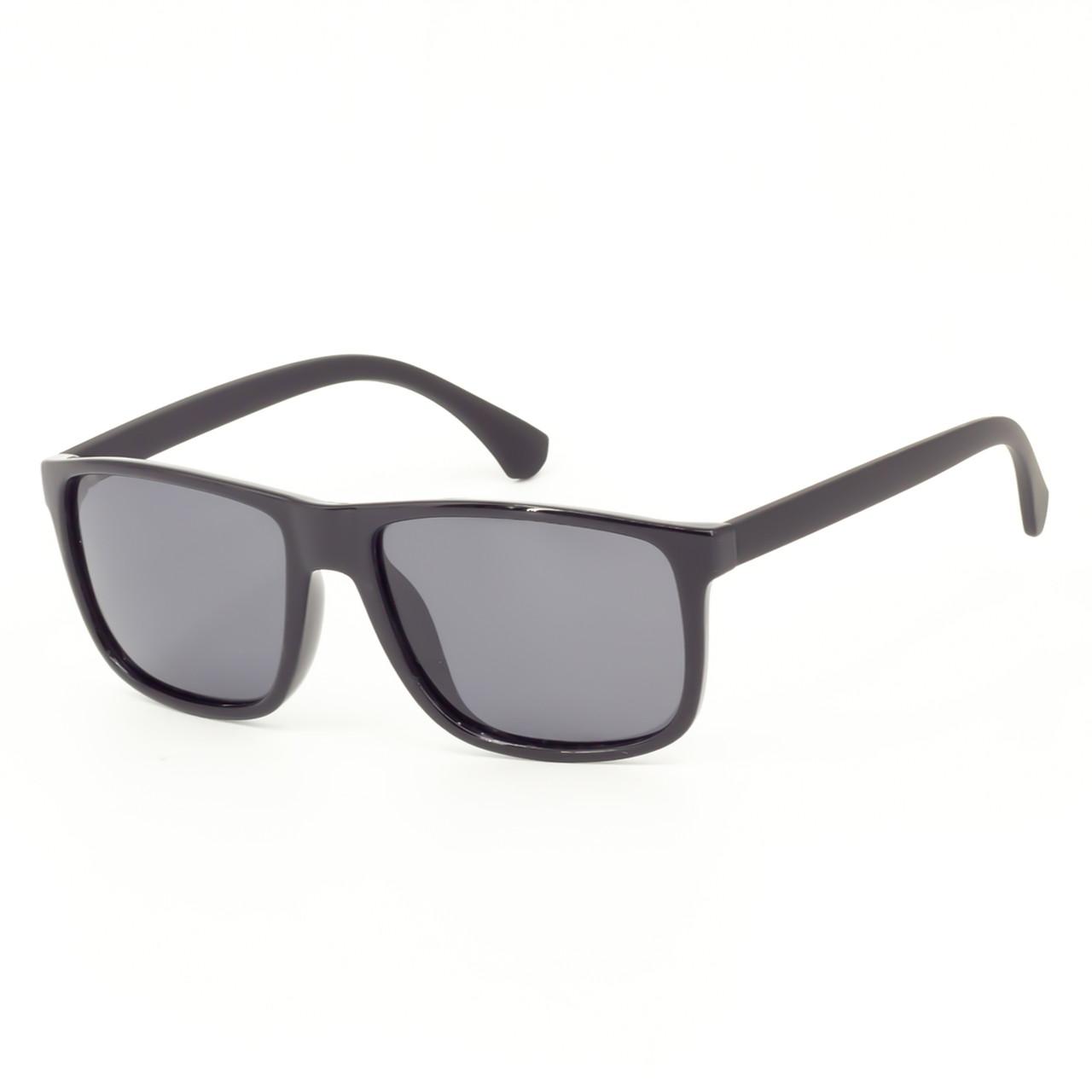 Солнцезащитные очки Marmilen TR-90 P1943 C1 черные с глянцем   ( P1943-01 )