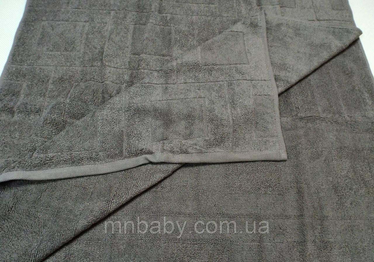 Полотенце махровое 70*140 см беж