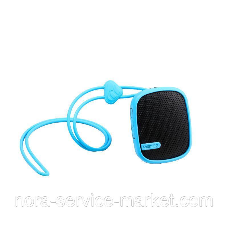 Bluetooth Speaker Remax (OR) RB-X2 Mini Blue
