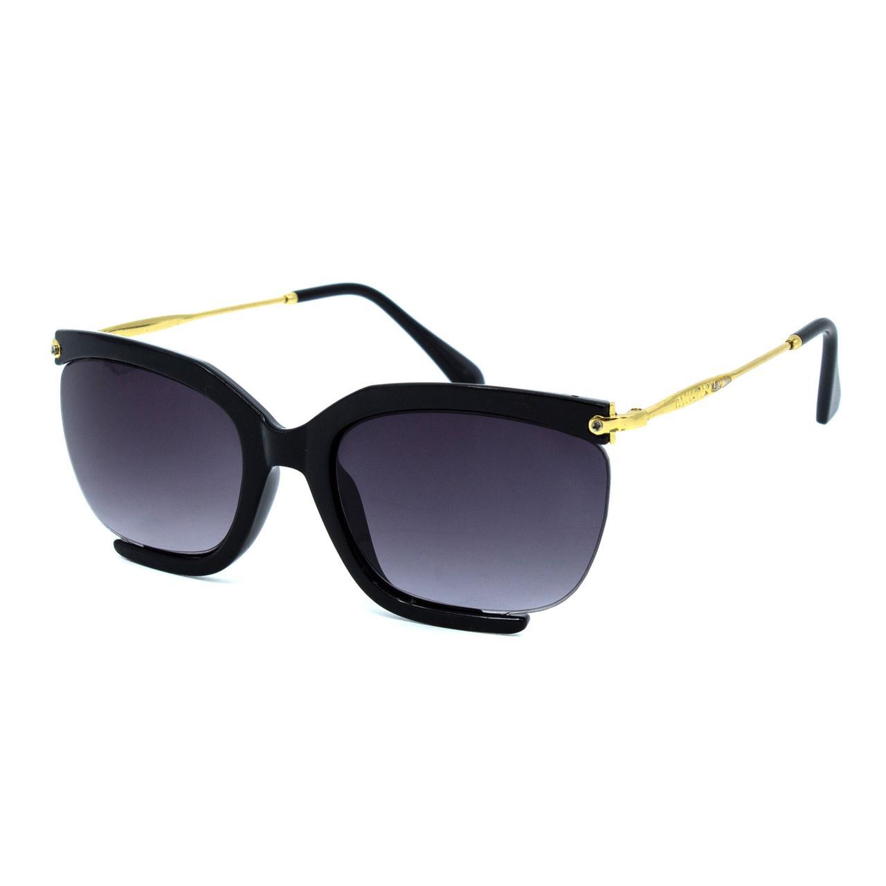 Солнцезащитные очки Marmilen 1558 C1 черные     ( 1558-01 )