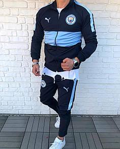 Мужской спорт костюм PUMA Manchester City