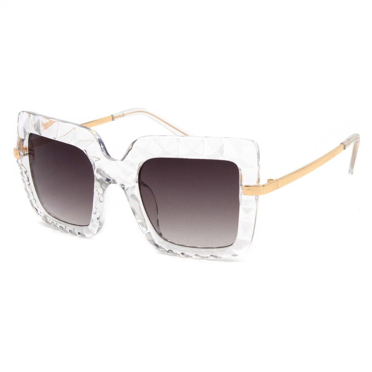 Солнцезащитные очки Marmilen 95504 C1 прозрачные оправа пластик    ( 95504-01 )