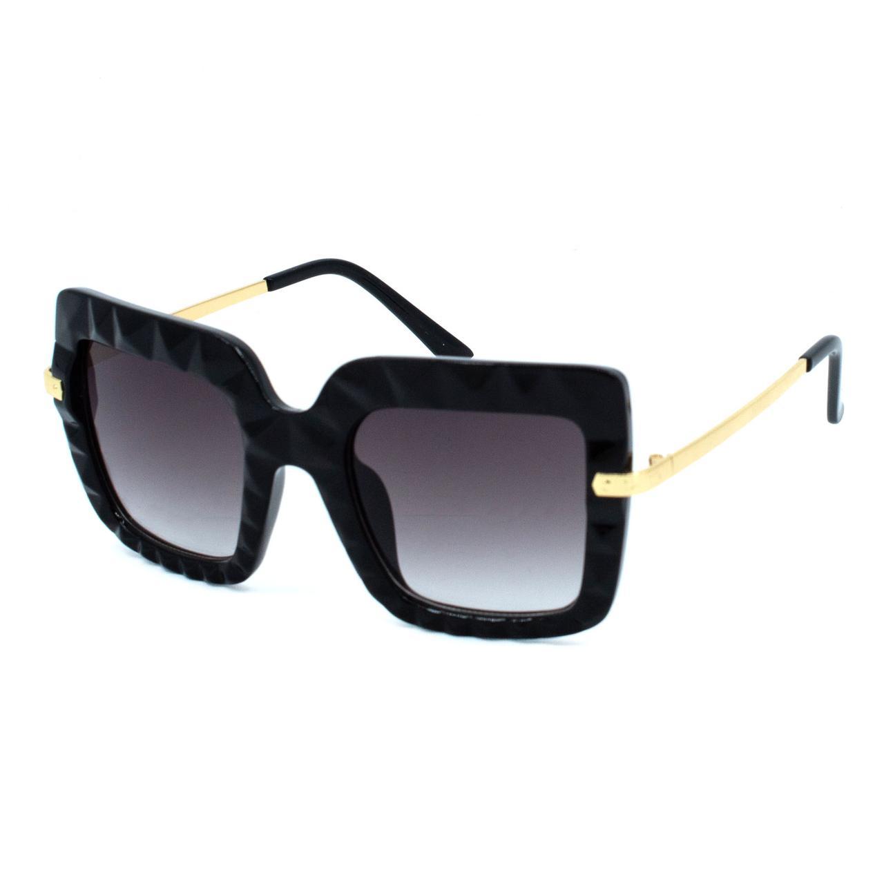 Солнцезащитные очки Marmilen 95504 C4 черные     ( 95504-04 )