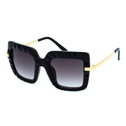 Солнцезащитные очки Marmilen 95504 C4 черные     ( 95504-04 ), фото 2