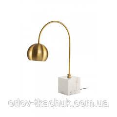Настільна лампа Eva MK125 White/Gold