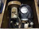 Противогаз шланговый ПШ2 ЭВН с электро-воздушным нагнетателем 220V , фото 3