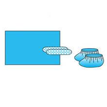 Комплект для гинекологических осмотров №1, стерильный