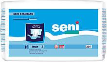 Підгузники SENI STANDART, large, (30 шт)