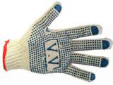 Перчатки рабочие трикотажные с ПВХ VV