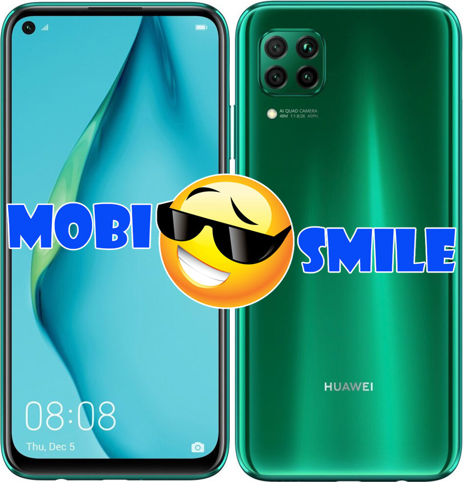 Смартфон Huawei P40 lite 6/128GB Crush Green UA-UCRF ОРИГИНАЛ Гарантия 12 месяцев