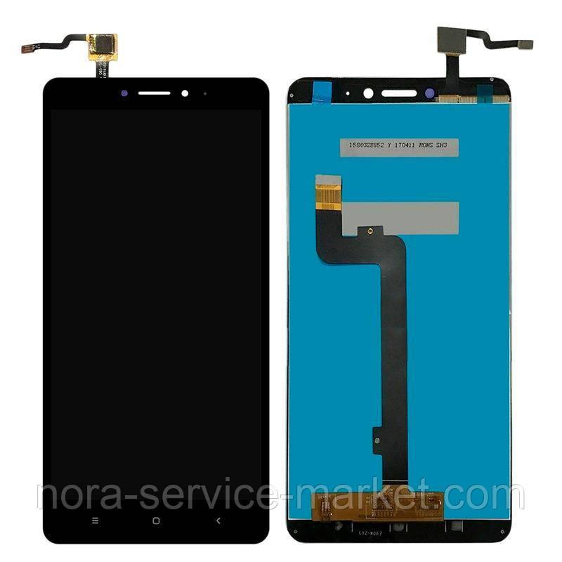 LCD Xiaomi Mi Max 2 + touch Black Original