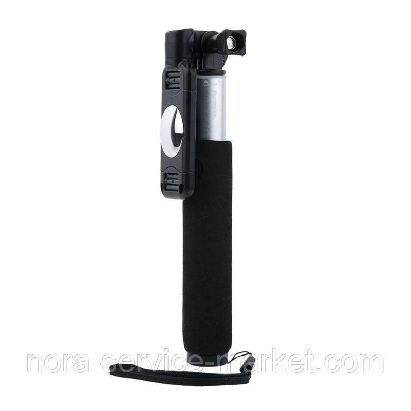 """Висувний тримач для selfi Remax (OR) RP-P5 через 3,5"""" Silver (8-054)"""