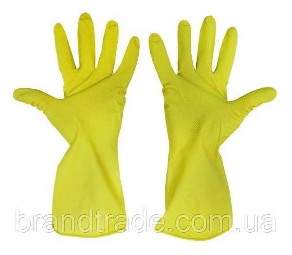 Перчатки рабочие технические латексные