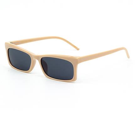 Солнцезащитные очки Marmilen 92138 C3 бежевые     ( 92138-03 ), фото 2
