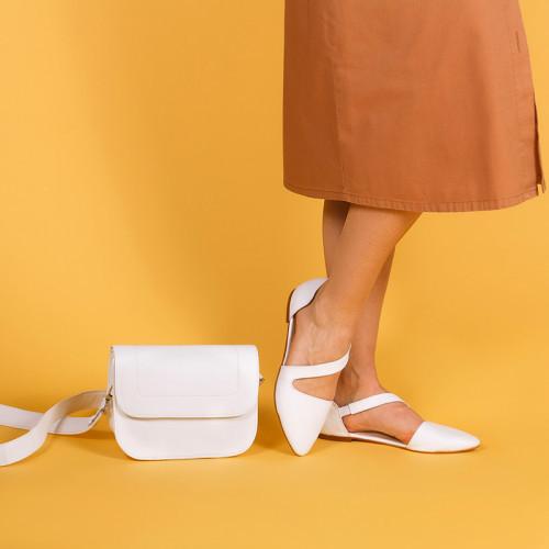 Балетки белые кожаные легкие, любая комбинация цвета.. С 33 по 41 р. Украинский производитель