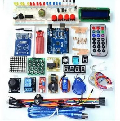 Набор Arduino  большой, RFID learn (В)