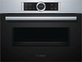 Мікрохвильова піч Bosch CFA634GS1