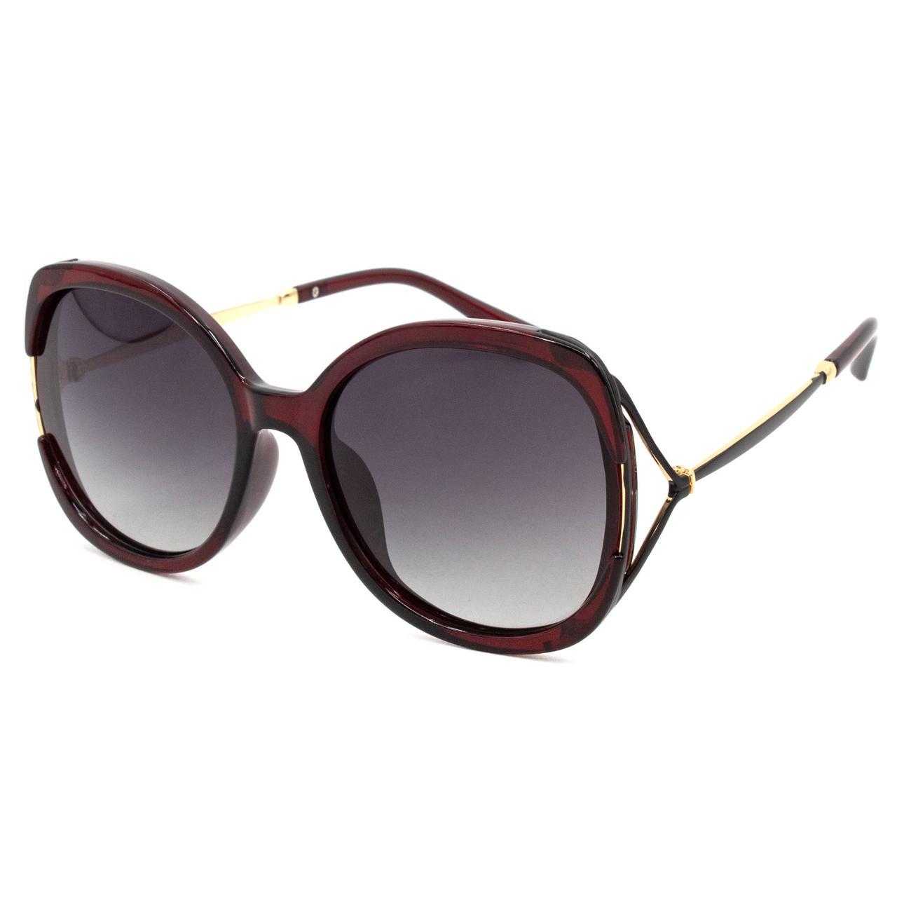 Солнцезащитные очки Marmilen Polar 3217 C3 бордовые    ( 3217-03 )