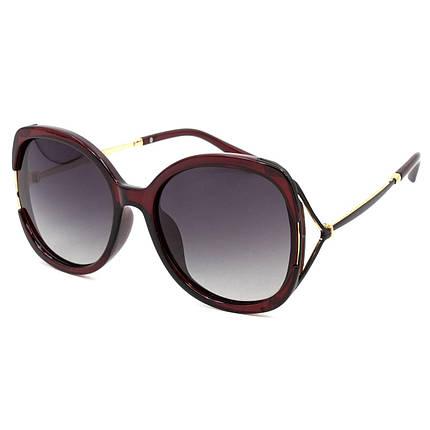 Солнцезащитные очки Marmilen Polar 3217 C3 бордовые    ( 3217-03 ), фото 2
