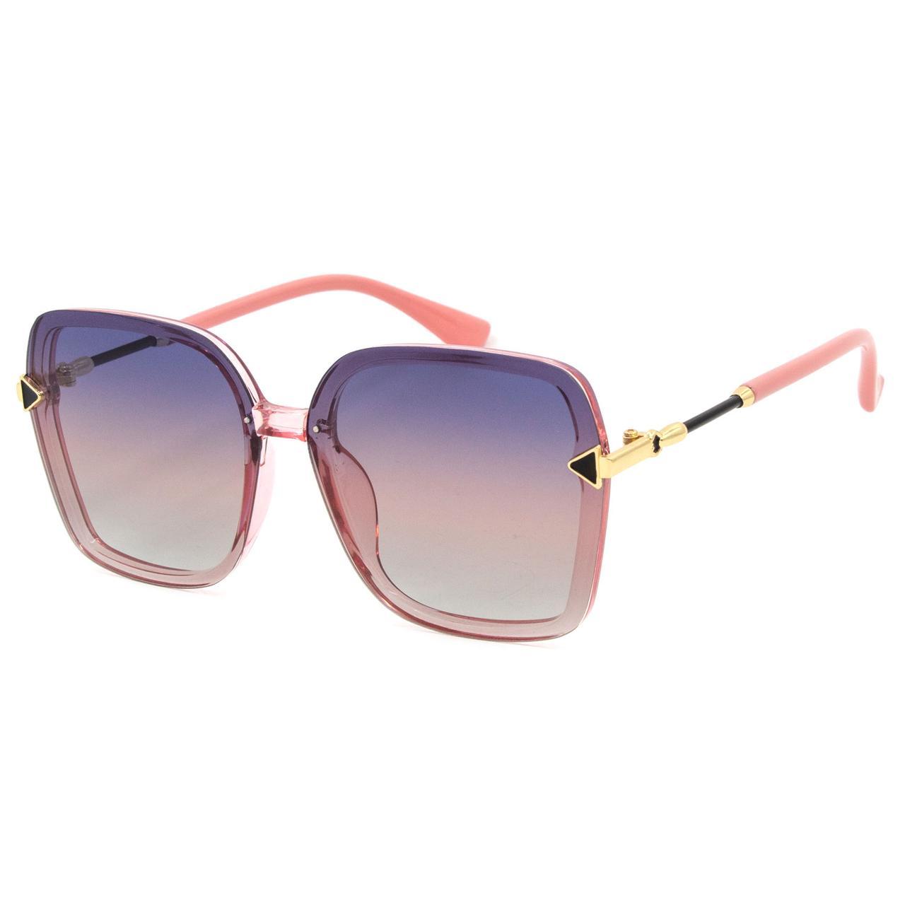 Солнцезащитные очки Marmilen Polar 3229 C5 розовые    ( 3229-05 )