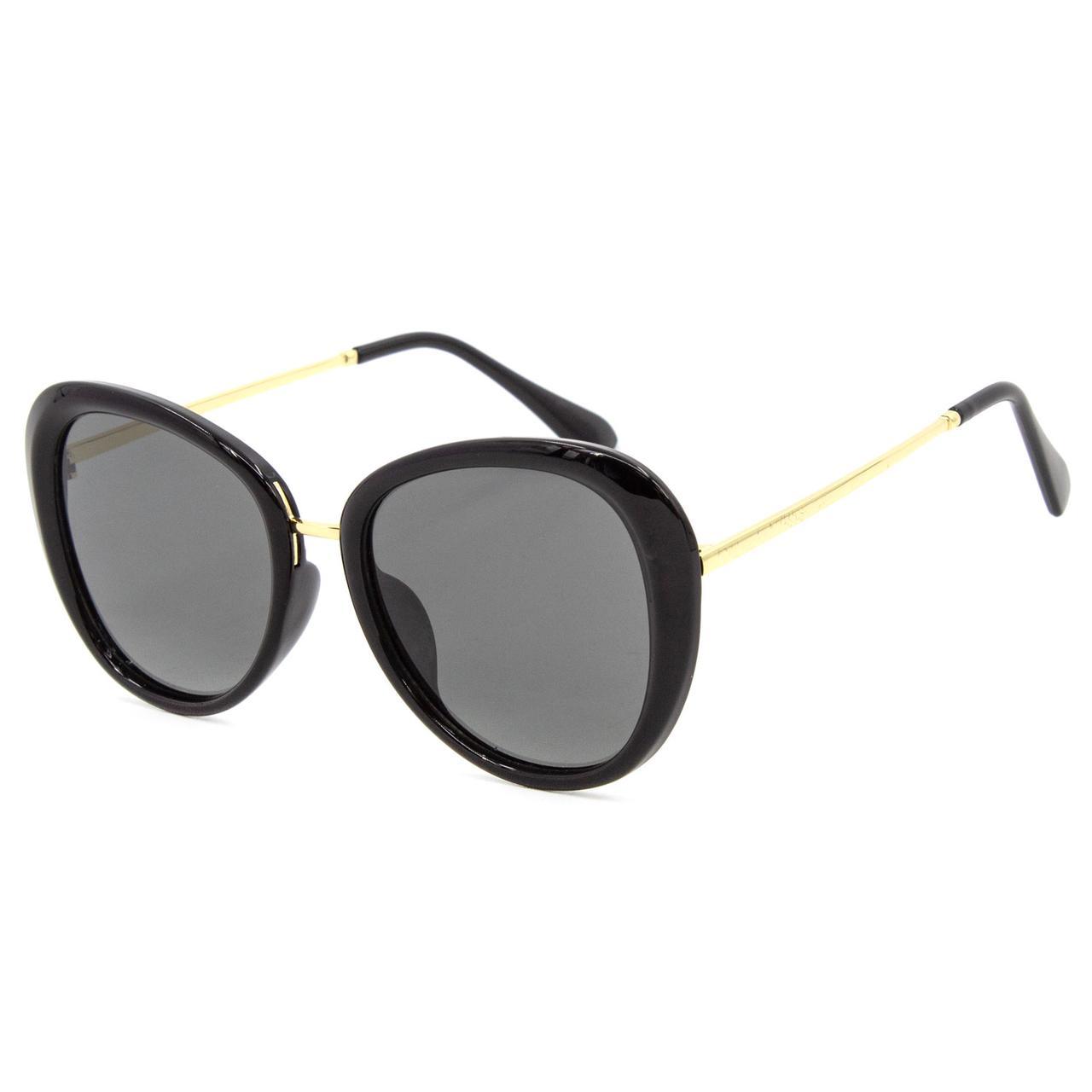Солнцезащитные очки Marmilen Polar 3181 C1 черные    ( 3181-01 )