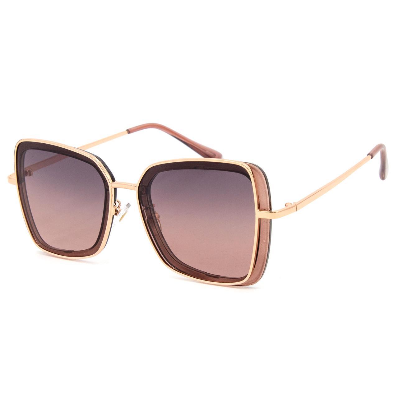 Солнцезащитные очки Marmilen Polar 3235 C3 черные с розовым   ( 3235-03 )