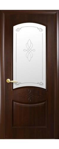 Межкомнатные двери Донна Р (полотно)