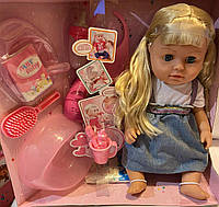Кукла сестра Беби Борн Baby Born Sister Baby Toby Беби Тоби 3170 Милая сестрёнка, разговаривает