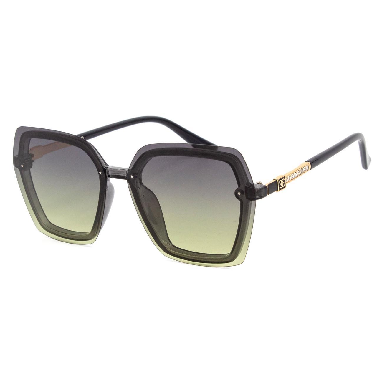 Солнцезащитные очки Marmilen Polar 3230 C2 черные с градиентом   ( 3230-02 )