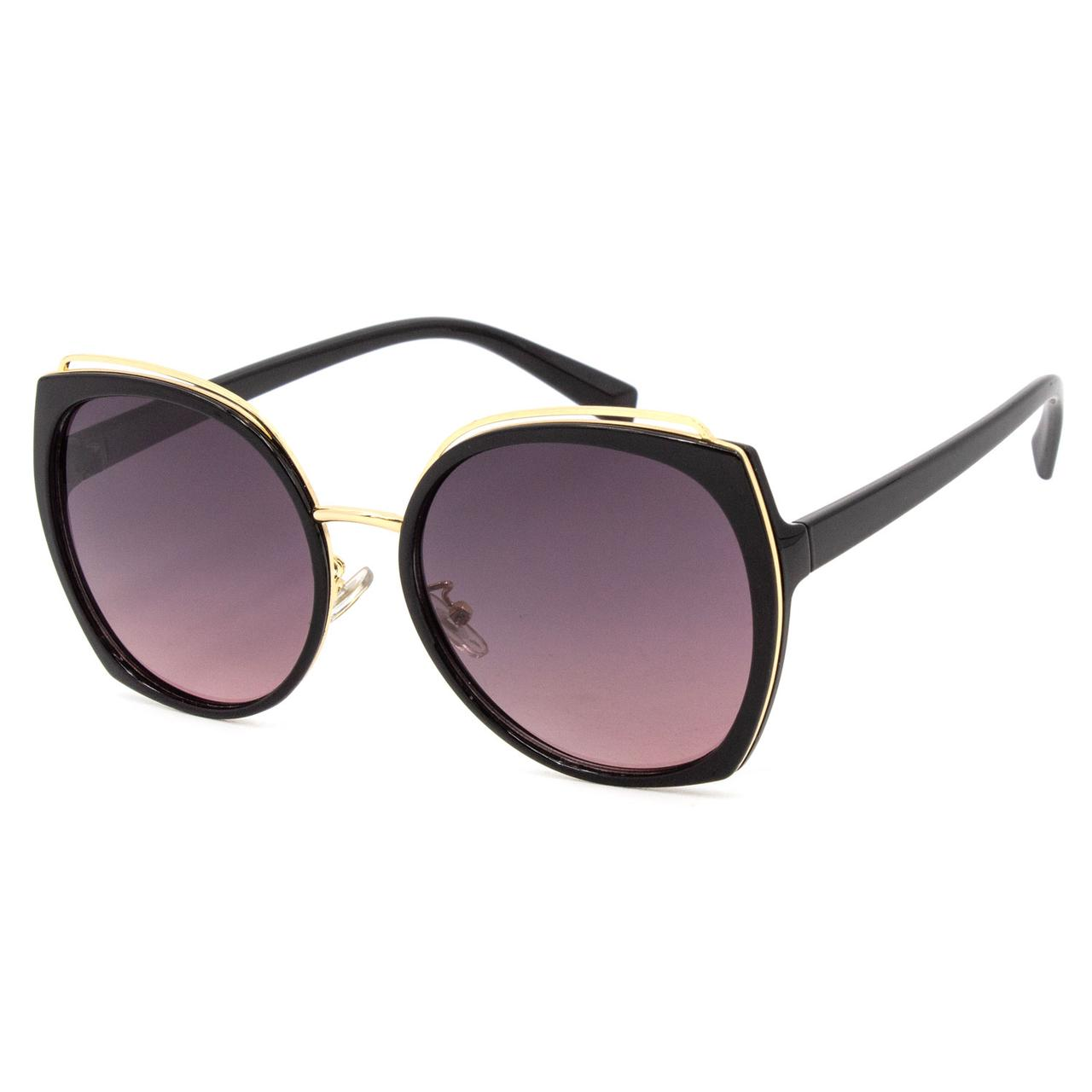 Солнцезащитные очки Marmilen Polar 3098 C3 черно розовые    ( 3098-03 )