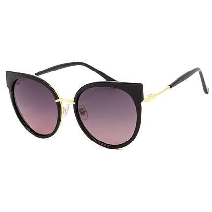 Солнцезащитные очки Marmilen Polar 3155 C3 черно розовые    ( 3155-03 ), фото 2