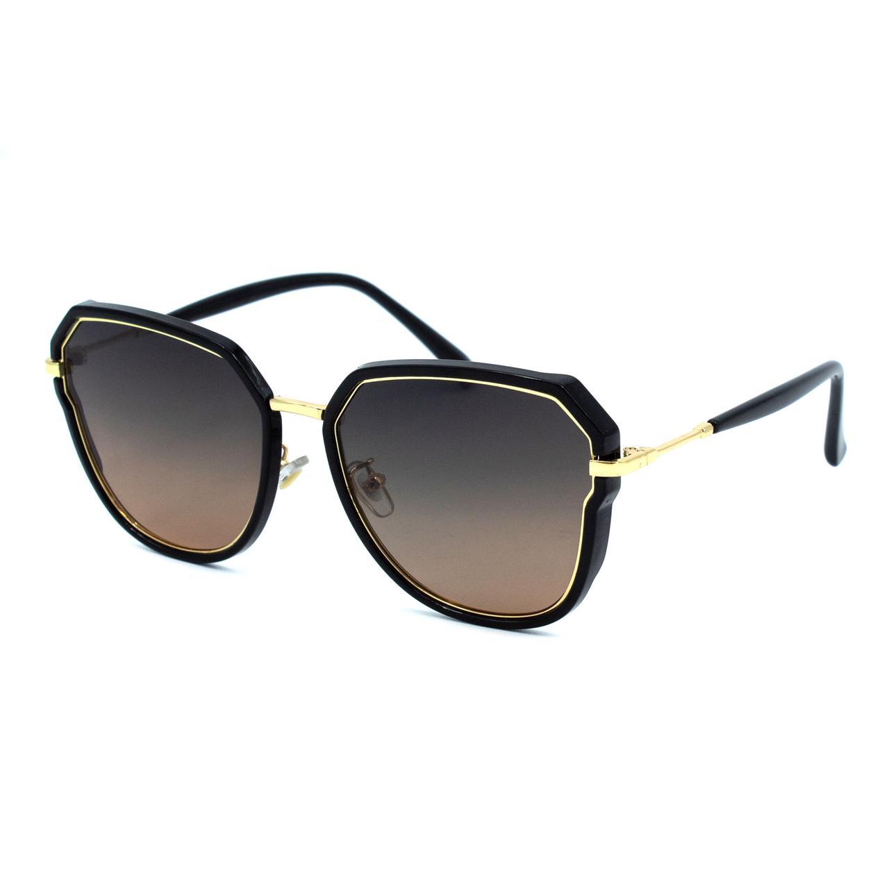 Солнцезащитные очки Marmilen Polar 3123 C2 серые с коричневым   ( 3123-02 )