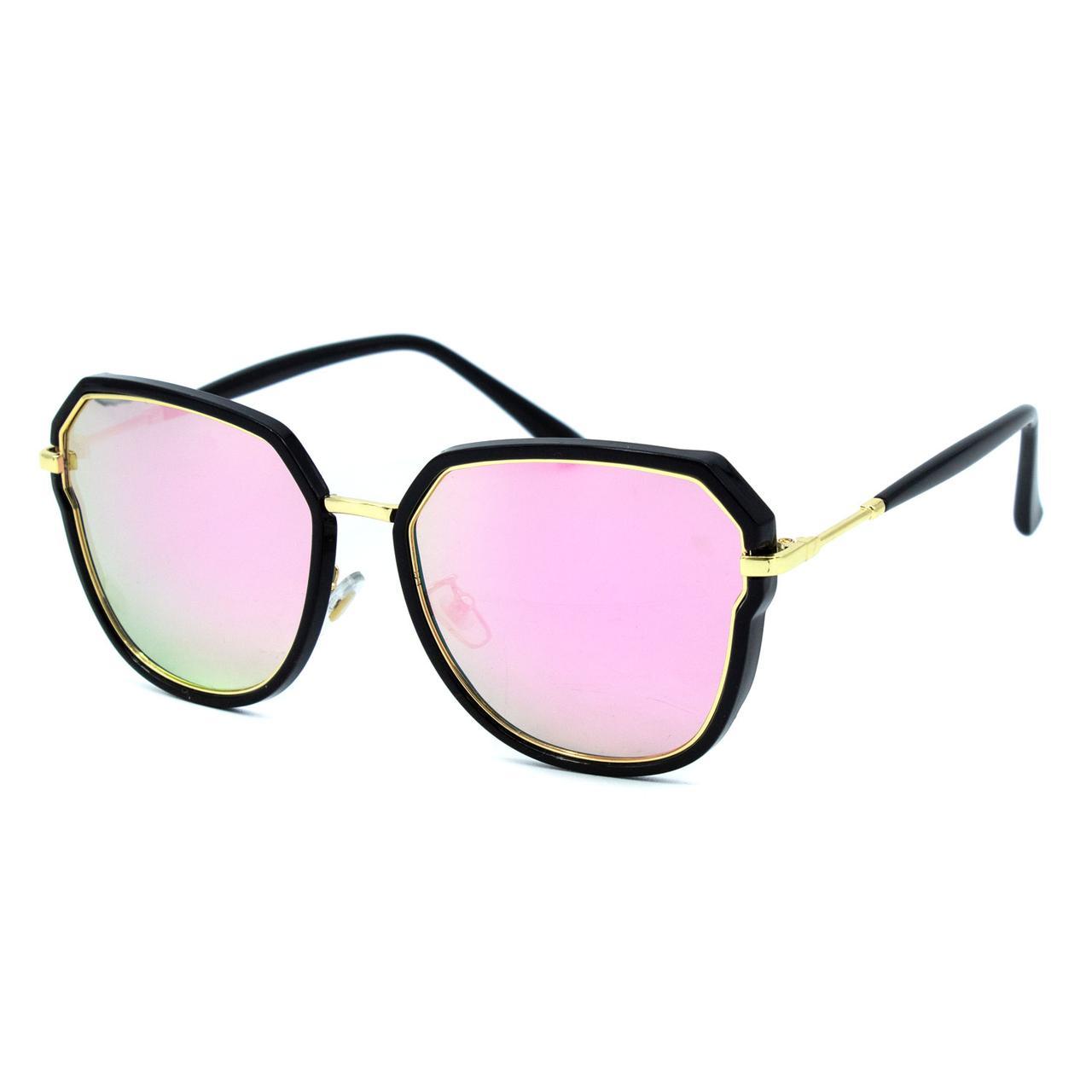 Солнцезащитные очки Marmilen Polar 3123 C4 с зеркальным покрытием    ( 3123-04 )