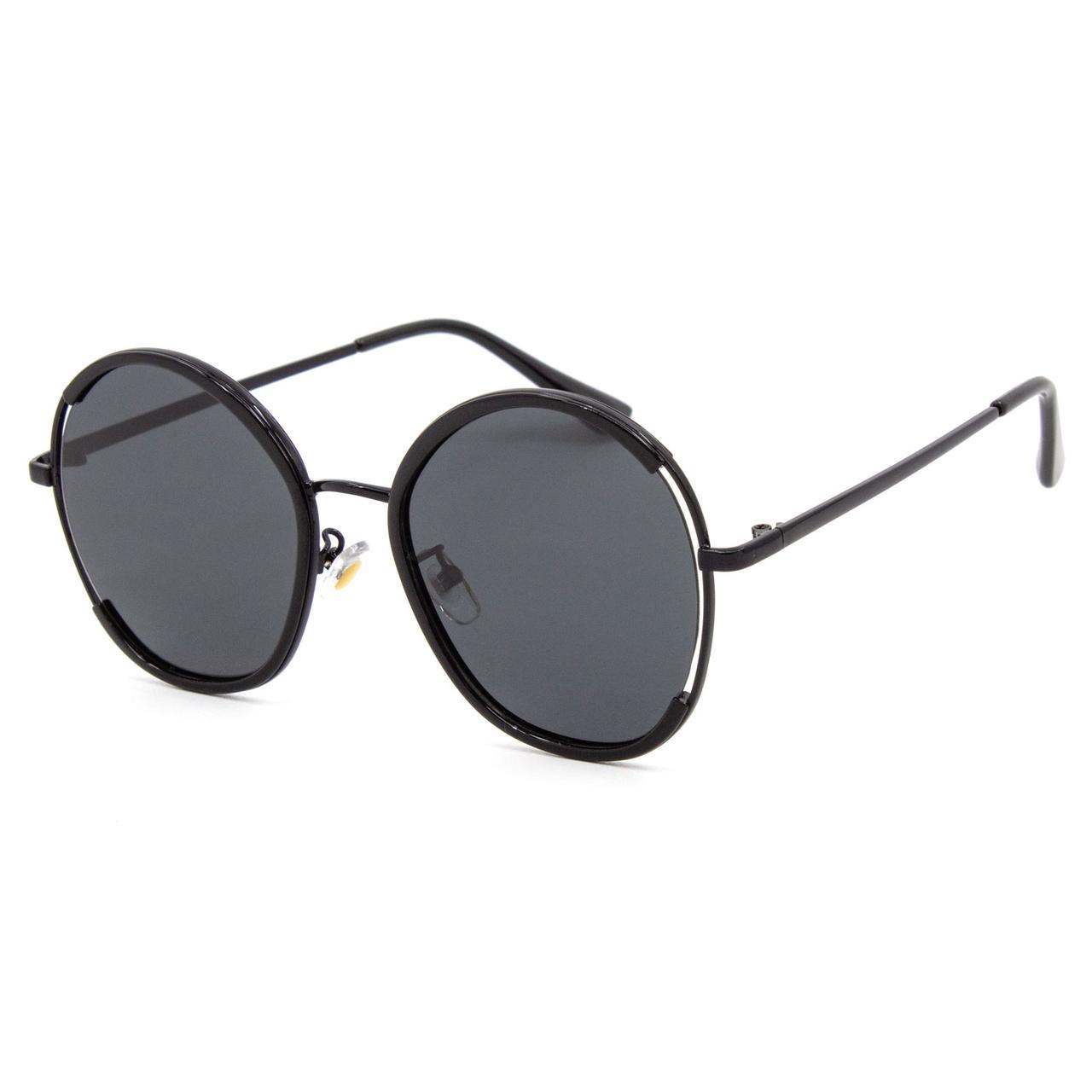 Солнцезащитные очки Marmilen Polar 6345 C1 черные    ( 6345-01 )