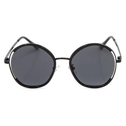 Солнцезащитные очки Marmilen Polar 6345 C1 черные    ( 6345-01 ), фото 2