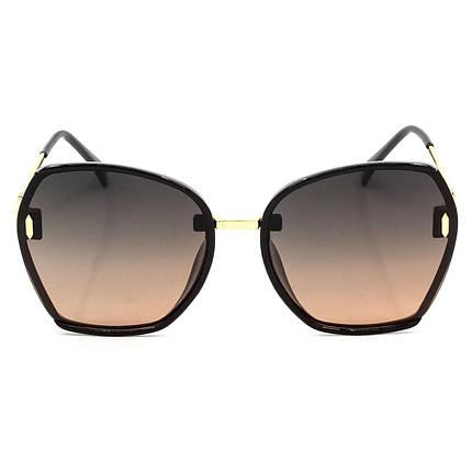 Солнцезащитные очки Marmilen Polar 6319 C2 черные с коричневым   ( 6319-02 ), фото 2