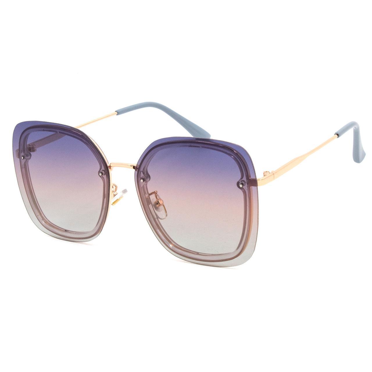 Солнцезащитные очки Marmilen Polar 6381 C5 серо розовые    ( 6381-05 )