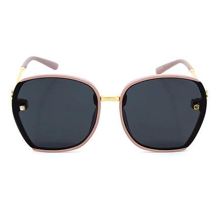 Солнцезащитные очки Marmilen Polar 6385 C6 светло  розовые   ( 6385-06 ), фото 2